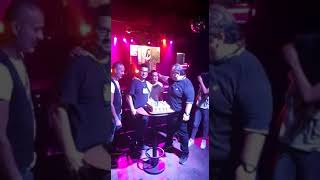 MJ Birthday Party 2017 İstanbul (birthday cake cutting) Dorock XL