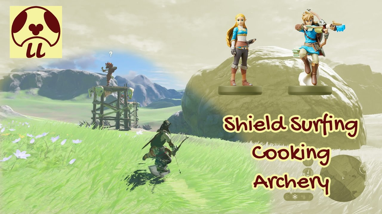 Even Xbox's Major Nelson Is Enjoying Zelda: BOTW