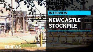 Residents alarmed over Newcastle ammonium nitrate stockpile | ABC News