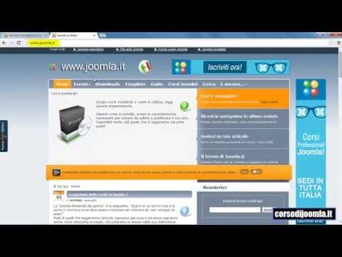Installare Joomla 3.x Su Server Remoto E Locale - La Guida Completa - Corso Joomla! 3.x BASIC