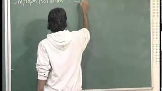 Mod-01 Lec-27 Mathematics for Chemistry