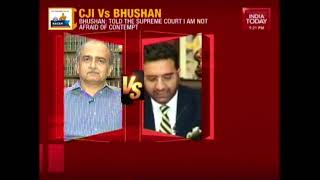 News Today: Lawyer Prashant Bhushan Accuses Chief Justice Of Corruption In Medical Admissions Scam