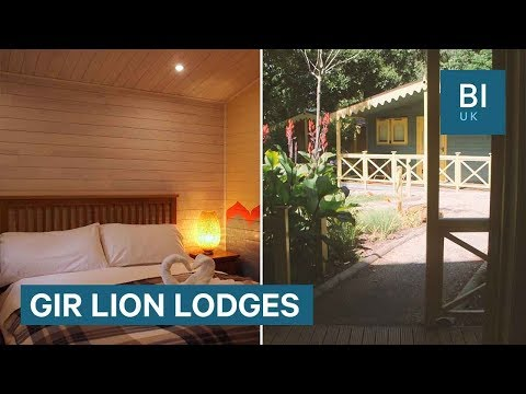 London Zoo lets guests stay the night in lodges