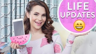 I WAS ON TV! + Life Updates