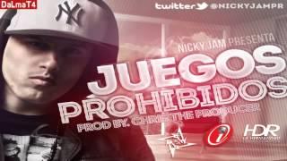 Nicky Jam - Juegos Prohibidos.mp3