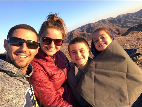Las Vegas & Death Valley Family Vacation-Kids Really Can Like Hiking And Not Complain!