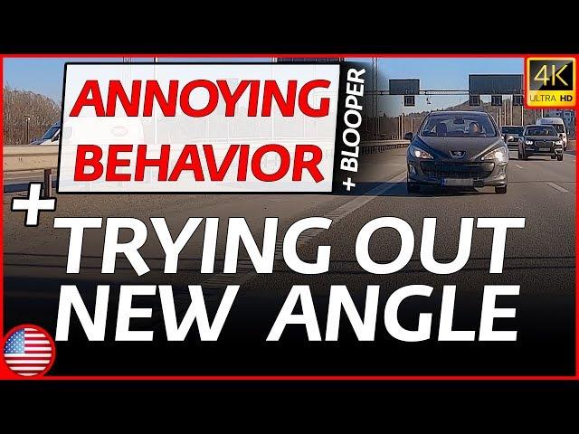 Annoying Behaviors, Testing Out New Angle + Bonus Video (Vlog Fail) [Moto Vlog in English 0013]