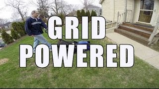 Kobalt 13-Amp 21-in Corded Electric Push Lawn Mower