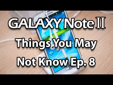 Samsung Galaxy Note 2 Things You May Not Know Episode 8: 3 Secret Menus, Lcdtest, Self Test Mode