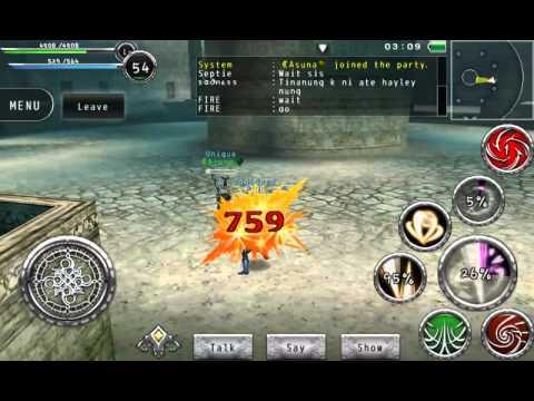 [RPG AVABEL ONLINE] PvP Samurai Vs. Gladiator