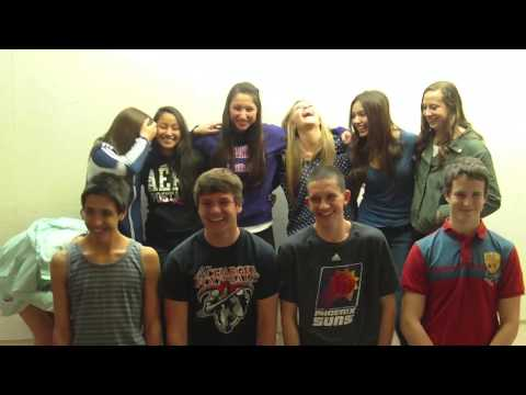 A Thank You from Albuquerque Academy Students