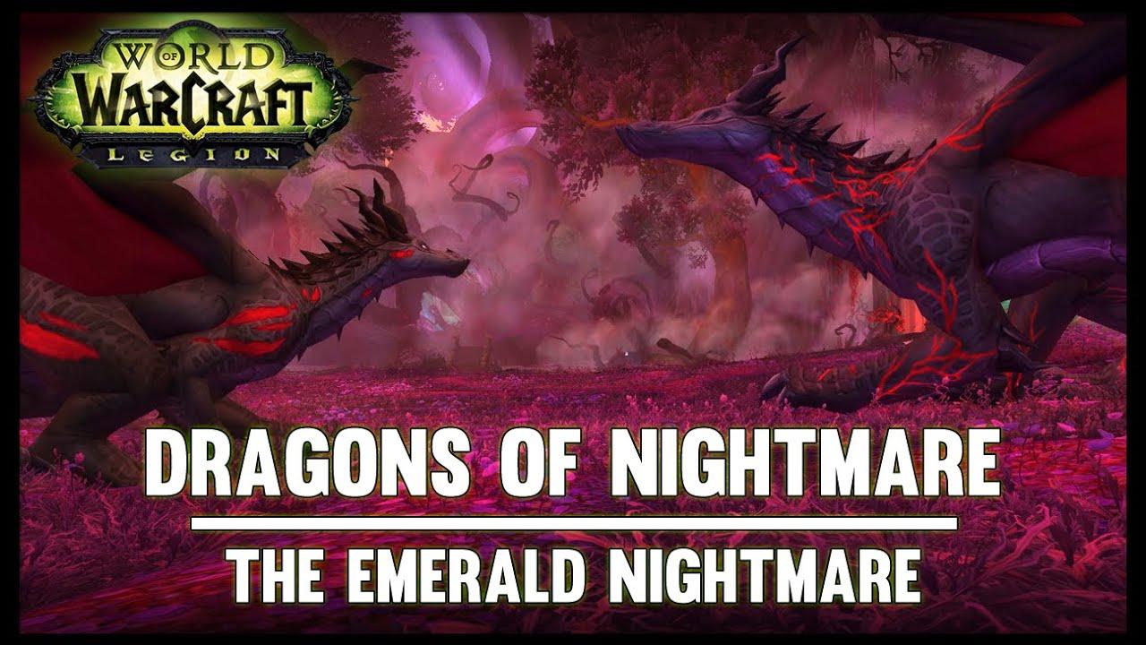 Le Cauchemar D'Émeraude  Les Dragons du Cauchemar Maxresdefault
