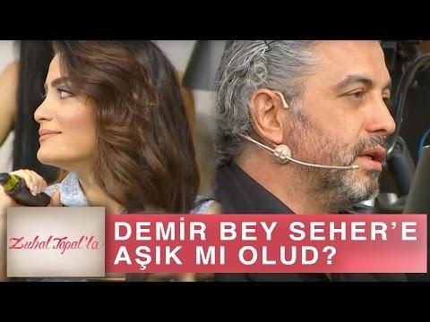 Zuhal Topal'la 189. Bölüm (HD)   Demir Locadan Kime Aşkını İtiraf Etti?