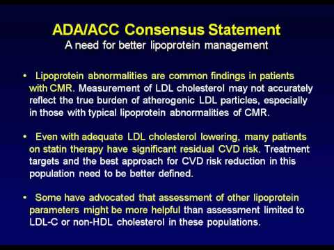 Advanced Lipoprotein Testing: Is Knowing Your LDL Cholesterol Enough?