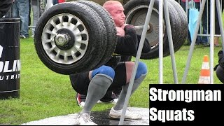 STRONGMAN COMPETITORS CAN