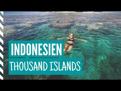 Backpacking Thousand Islands (Java, Indonesia)