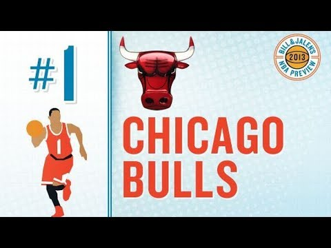 Derrick Rose and the Bulls Get the No. 1 Ranking! | Bill and