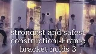 A-frame Swing Set Brackets