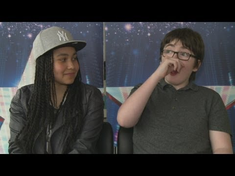Britain's Got Talent: Gabz and Jack Carroll interview