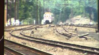 The Pennsylvanian,train 42 and Amtrak Heritage unit #145 Part 7