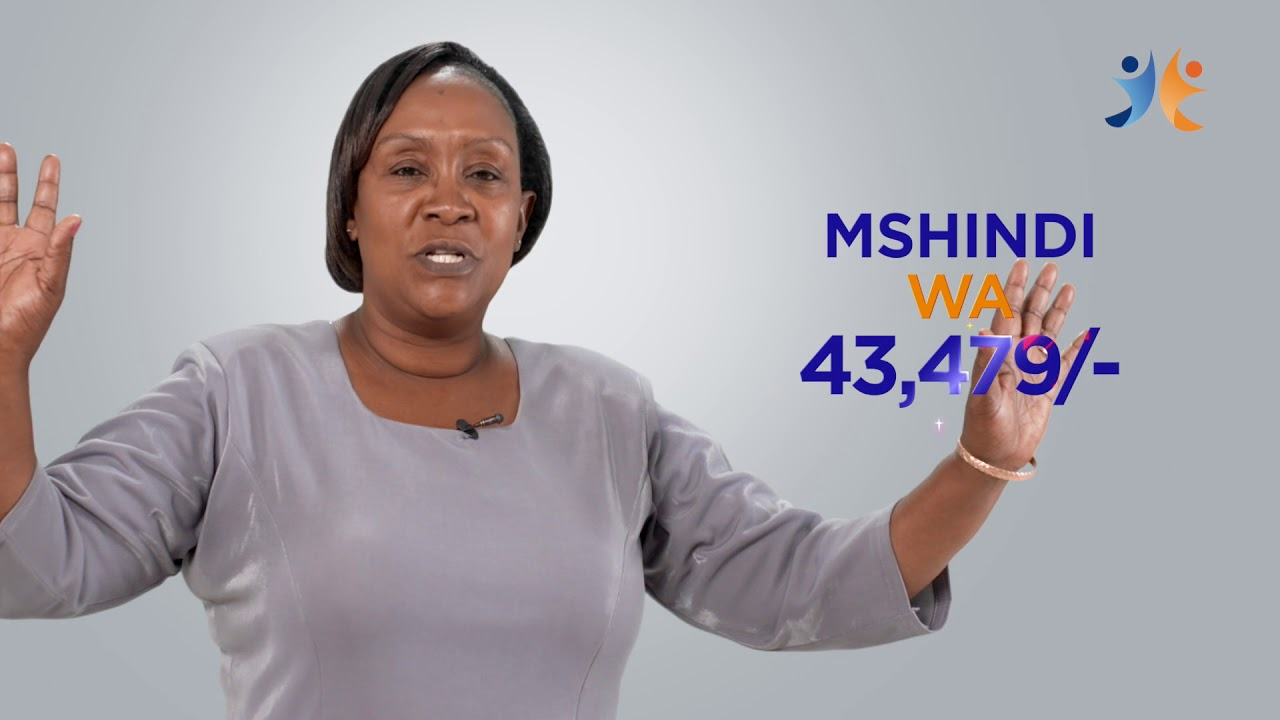 shabiki Jackpot Mbao 039 Winner - Christine Muthoki