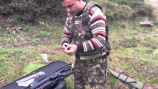 Bora BR 99 şarjörlü av tüfeği 12 kalibre