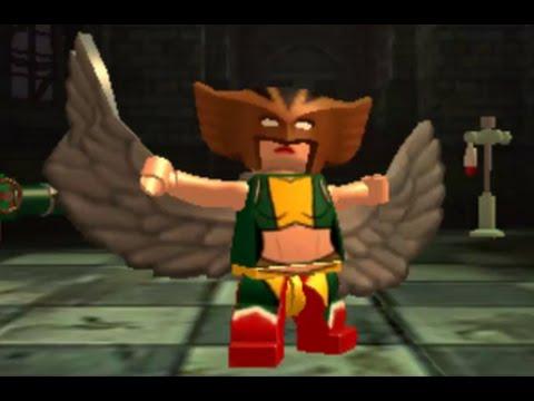 LEGO Batman 2: DC Super Heroes (3DS) Justice League Missions - LexCorp War Room & Arkham Nightmare