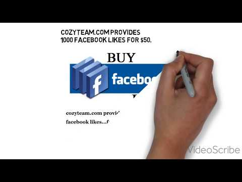 Buy Facebook Likes & Get Real 1000 FB Likes @ cozyteam.com
