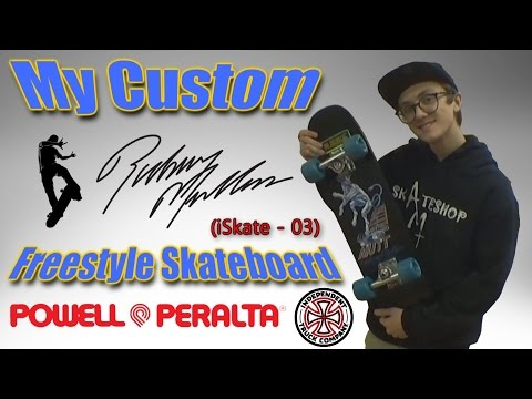 Anthony's 80's Powell Peralta Rodney Mullen Mutt Freestyle S