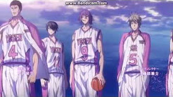 Kuroko no Basket Season 3 Episode 1 English Dub