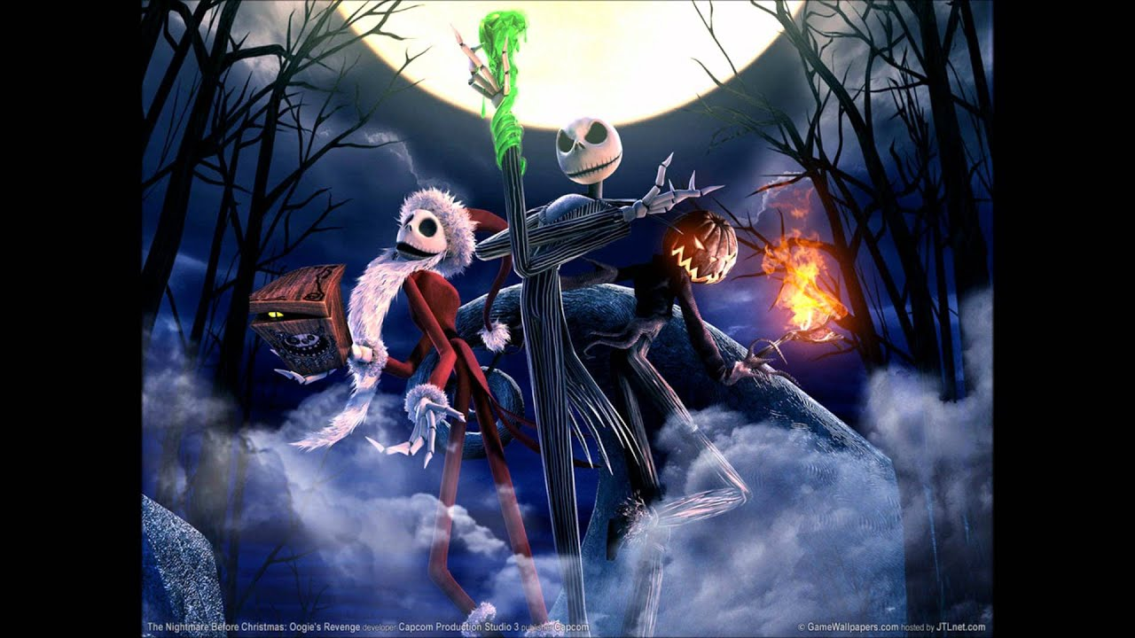 Nightmare Before Christmas - Questo è Halloween - YouTube 5c88f5289584