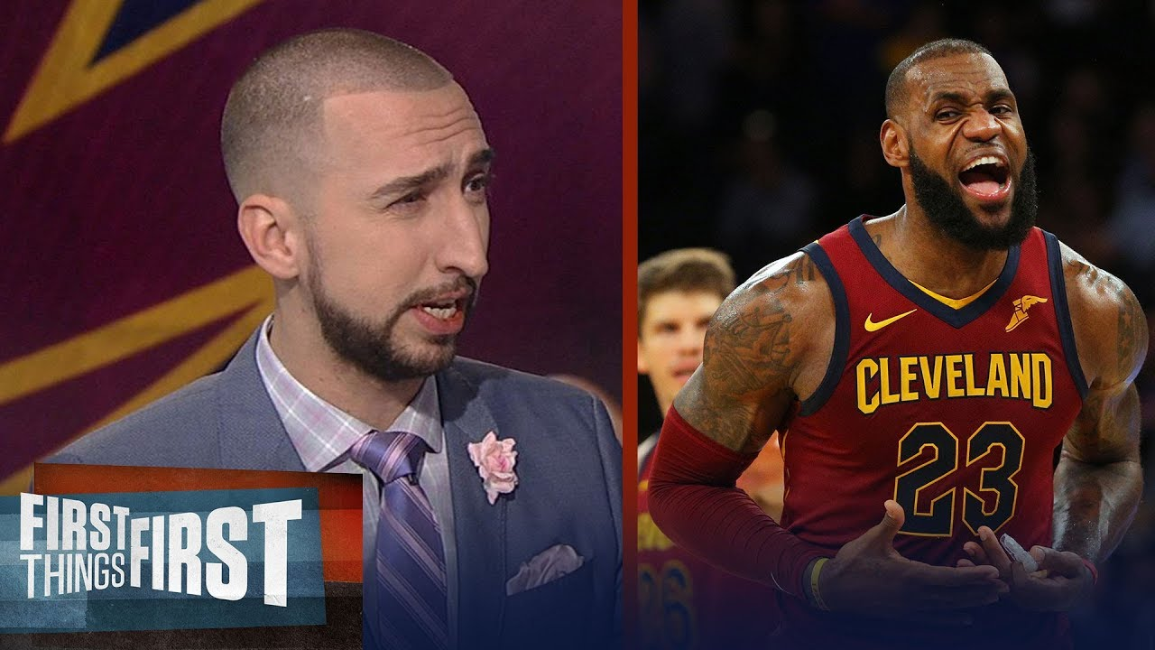 nick-wright-was-thoroughly-impressed-with-lebron-s-4th-quarter-vs-the-knicks-first-things-first