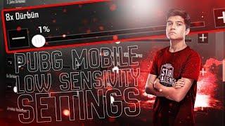 8X SCOPE %1 SENS?   PRO MOBILE GAMER SETTINGS!!   PUBG Mobile