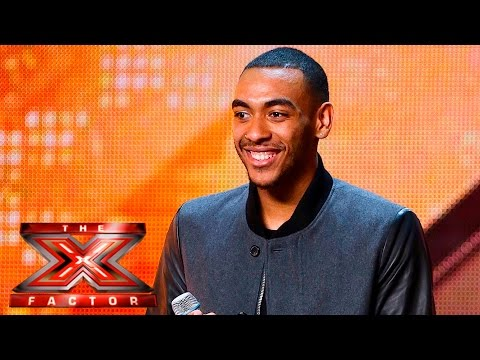 Josh Daniel sings Labrinth's Jealous  Auditions Week 1  The X Factor UK 2015 The X Factor UK 2015