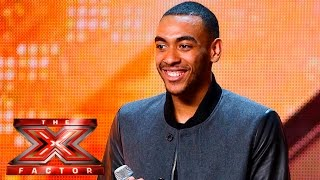 Josh Daniel sings Labrinth's Jealous | Auditions Week 1 | The X Factor UK 2015 The X Factor UK 2015 thumbnail