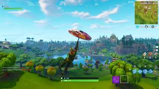 EJ Getting 2nd Place in Fortnite