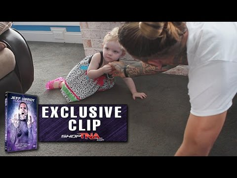 """Jeff Hardy Talks About His Daughter - Jeff Hardy """"Humanomoly""""Exclusive DVD Clip"""