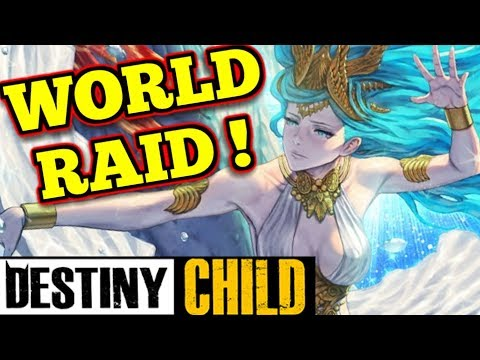 NEW World Boss + Quality Of Life : Destiny Child