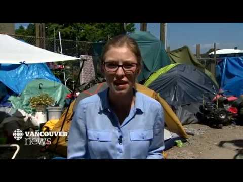 CBC News: B.C. Supreme Court orders eviction of Vancouver tent city
