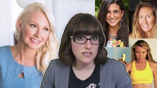 Dietitian Critiques Me, FullyRaw, Ellen Fisher, and Freelee