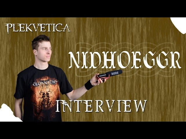 [ Interview ] Nidhoeggr  | 19. Juni 2015 | Folk Death Metal