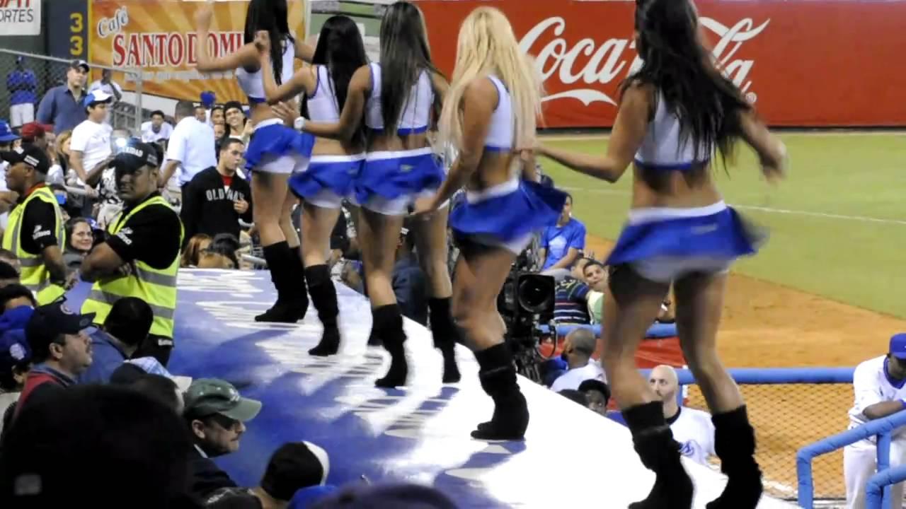Resultado de imagen para bailarinas de equipos licey