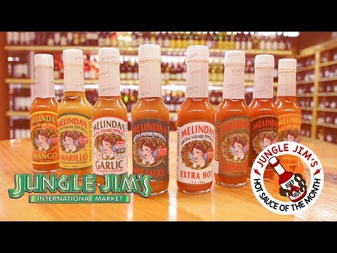 Jungle Jim's Hot Sauce of the Month July 2017