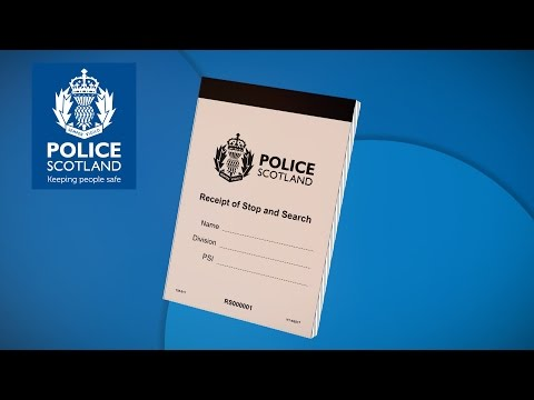 Police Scotland: Use of Stop and Search