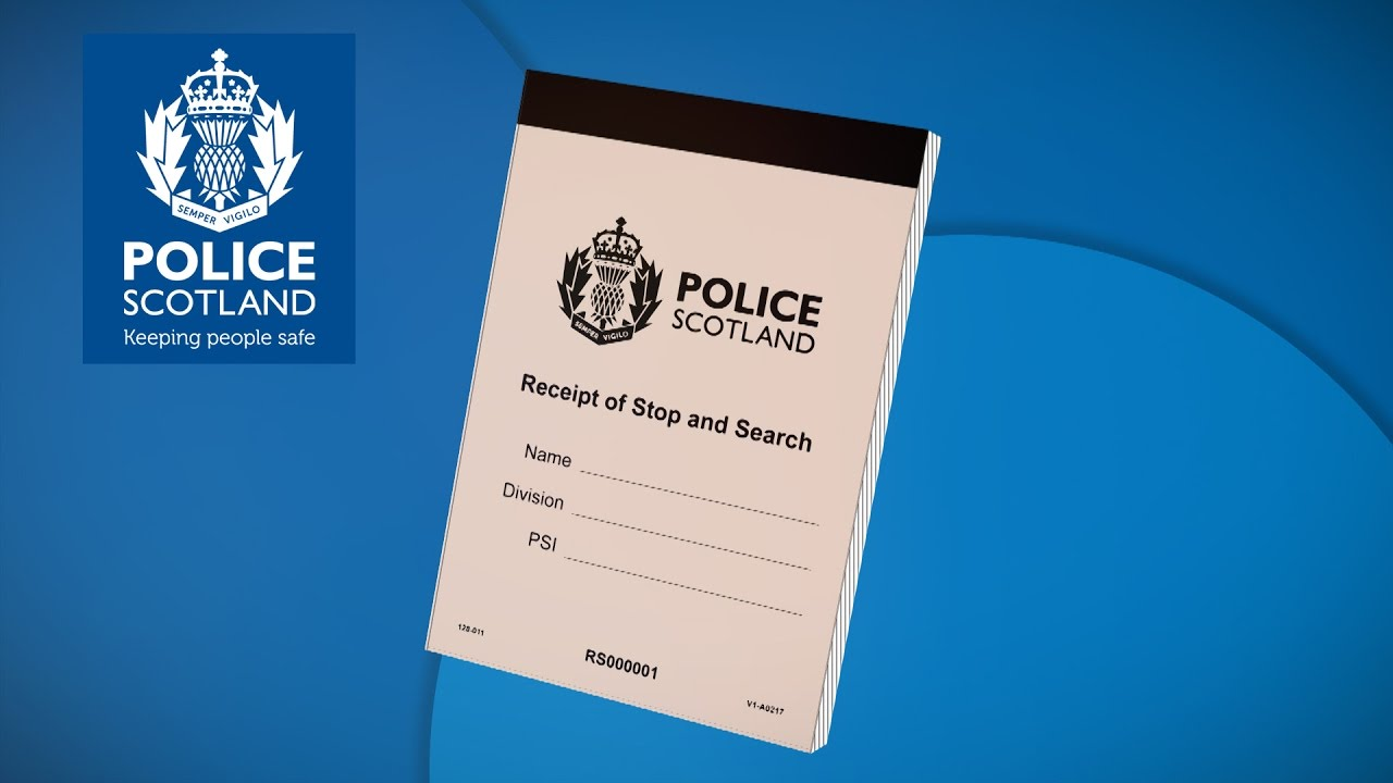 Stop and Search - Police Scotland