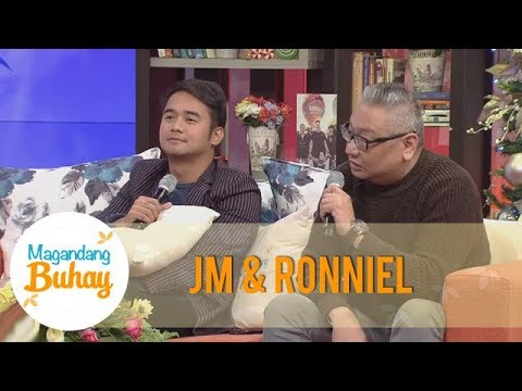 Magandang Buhay: Popshie Rons touching message to JM