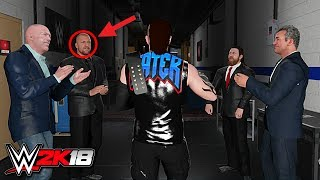 Top 10 my career mode cutscenes that should not be removed from wwe 2k18