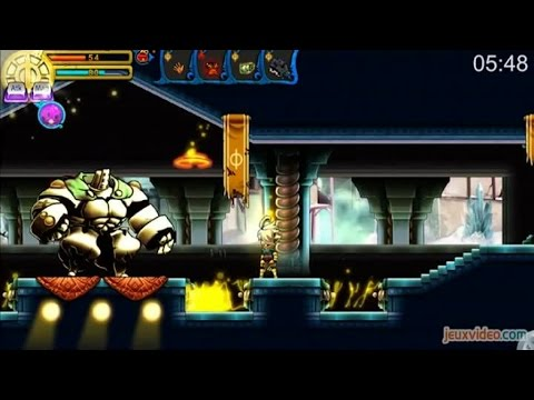 Speed Game - Valdis Story : Abyssal City - Speed Run Any% Normal
