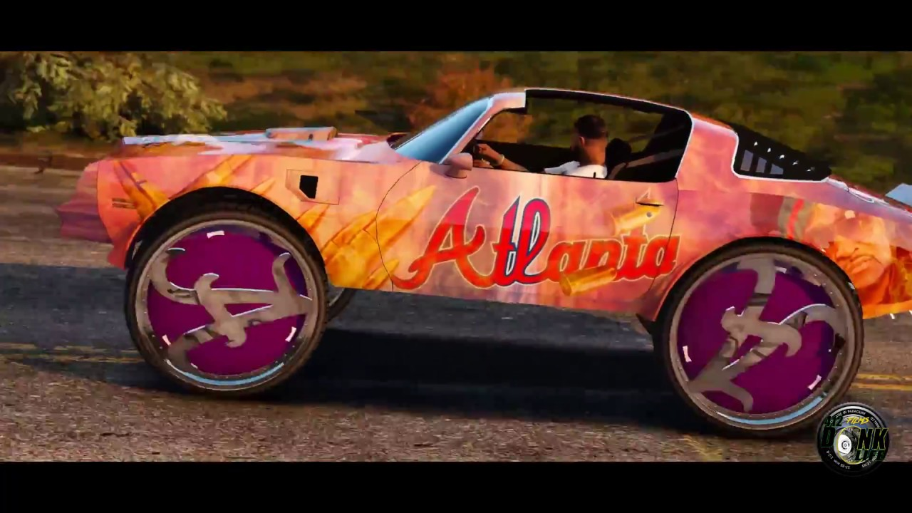 Grand Theft Auto V Donks And Exclusive Whips  RIP Bankroll ...