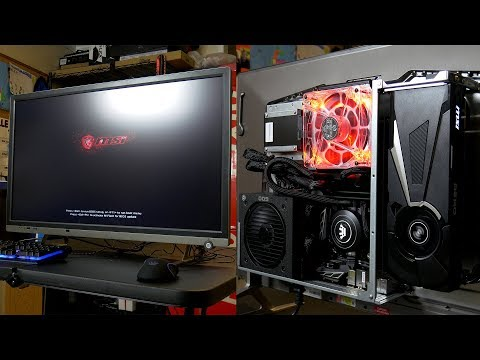INSANE All in One PC | $2000 CUK Bionic All-in-One PC